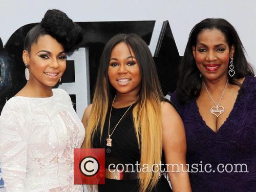 Ashanti, Shi Shi and Tina Douglas 2