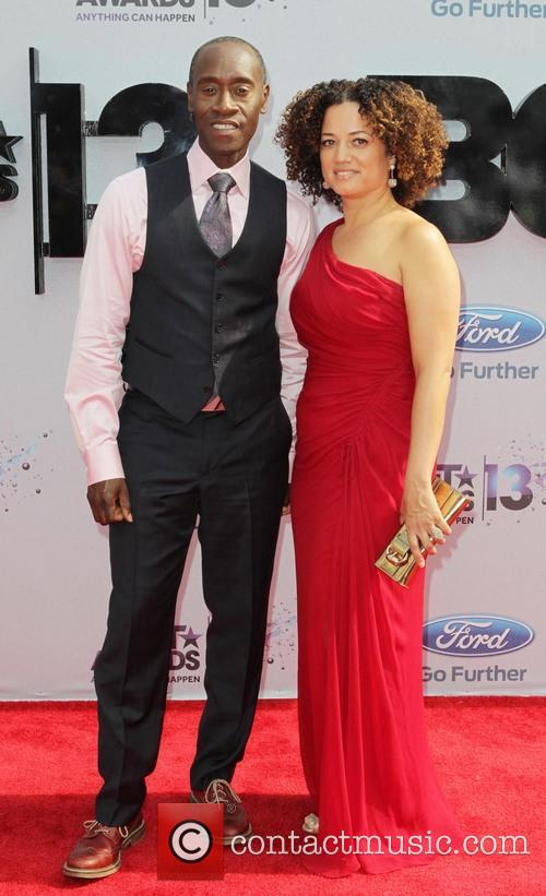 don cheadle bridgid coulter the 2013 bet awards 3742182