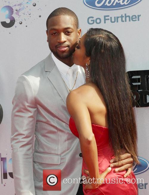 Dwyane Wade and Gabrielle Union 2