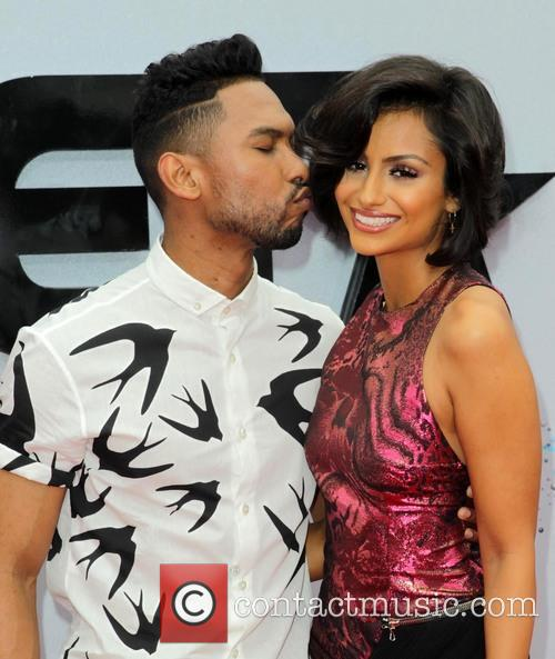 miguel nazanin mandi the 2013 bet awards 3742114