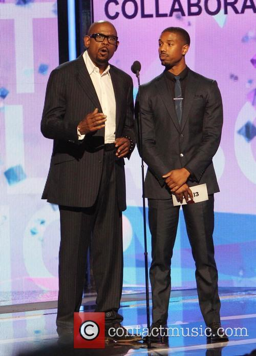 Forest Whitaker and Michael B. Jordan 5