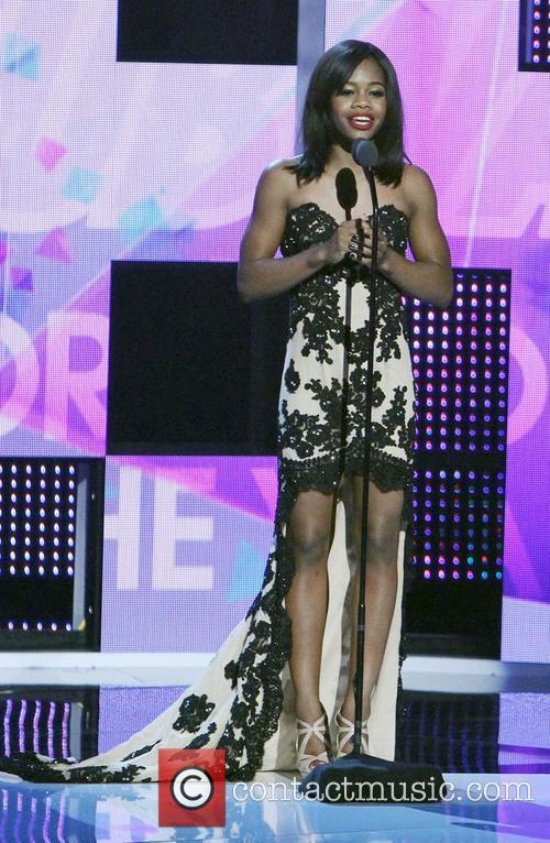 gabby douglas the 2013 bet awards 3742382