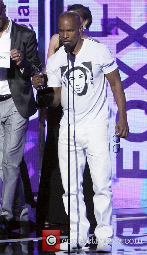 jamie foxx the 2013 bet awards 3742387