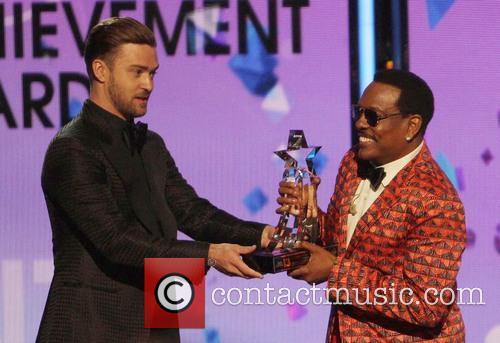 Justin Timberlake and Charlie Wilson 7