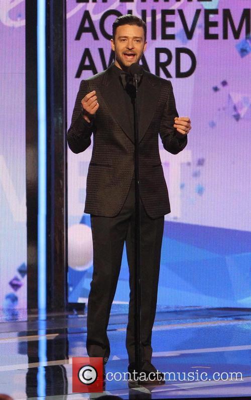 Justin Timberlake BET