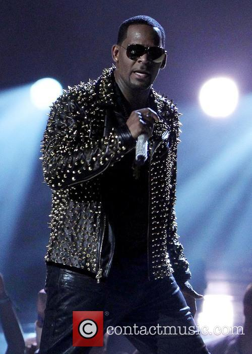 R. Kelly, Nokia Plaza L A LIVE