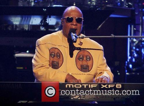 Stevie Wonder, Nokia Plaza L A LIVE