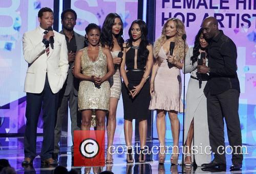 Terrence Howard, Harold Perrineau, Nia Long, Sanaa Lathan, Regina Hall, Momelissa De Sousa, Monica Calhoun and Morris Chestnut 2