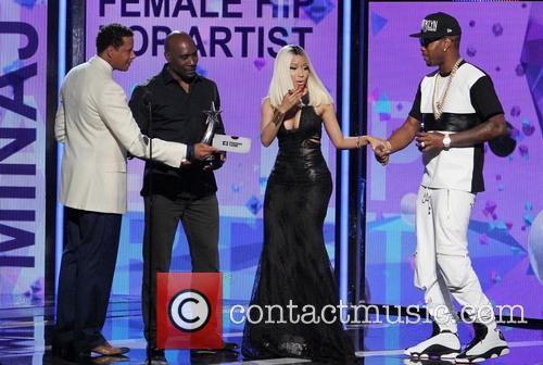 Terrence Howard, Morris Chestnut and Nicki Minaj 3