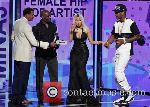 Terrence Howard, Morris Chestnut and Nicki Minaj 4