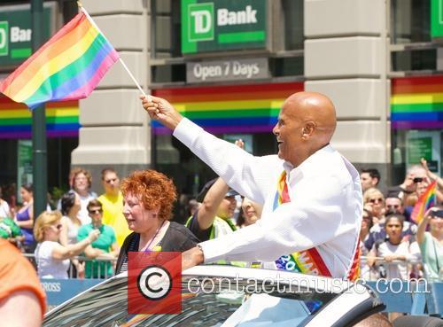 Harry Belafonte Gay Pride