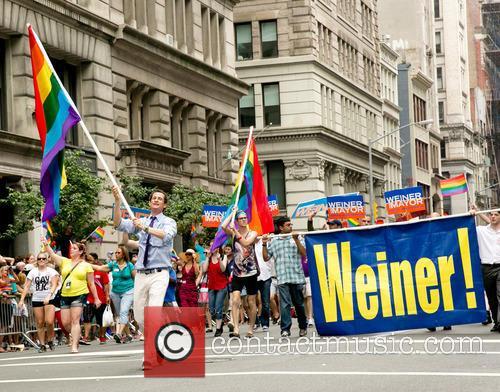 Gay Pride March NYC