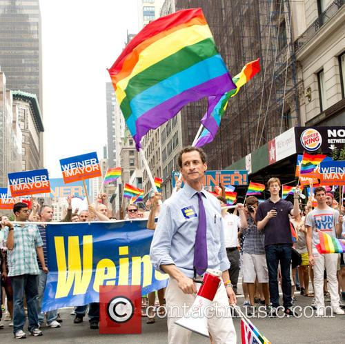 from Leandro is congressman anthony weiner gay