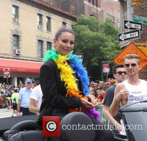 Gay Pride March 2013 in NYC