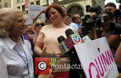 Christine Quinn and Edie Windsor 7