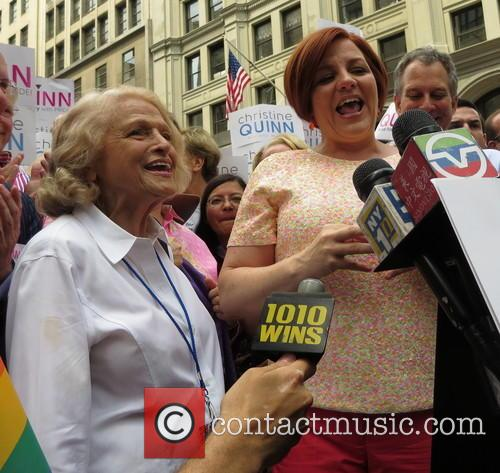 Christine Quinn and Edie Windsor 1