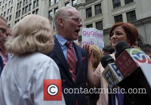 Christine Quinn, Edie Windsor and Tim Gun 10