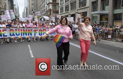 Christine Quinn and Kim Catullo 11