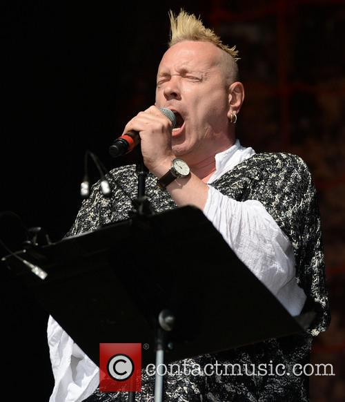 John Lydon and Public Image Limited 7