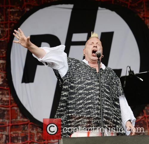 John Lydon and Public Image Limited 8