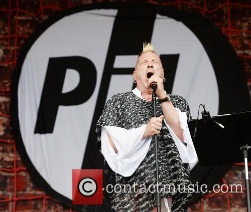 John Lydon and Public Image Limited 12