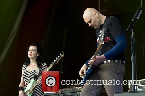 Smashing Pumpkins and Billy Corgan 2