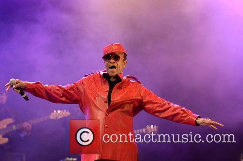 Bobby Womack, Worthy Farm, Glastonbury Festival