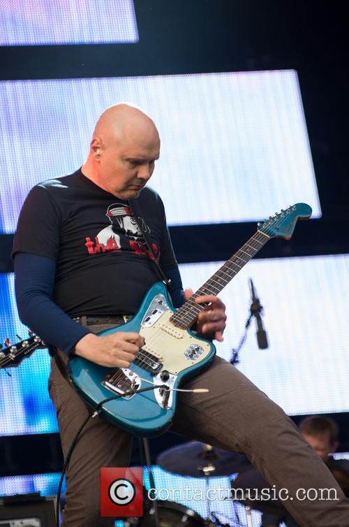 Billy Corgan and Smashing Pumpkins 1