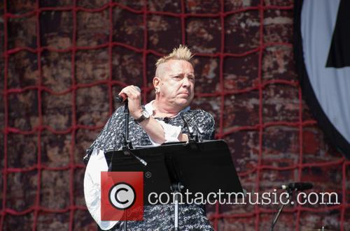 John Lydon, Worthy Farm, Glastonbury Festival