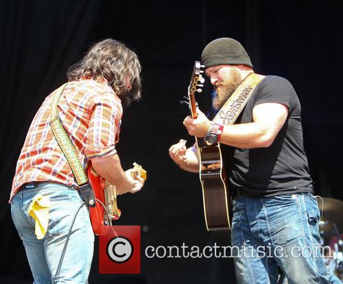 Zac Brown Band, Clay Cook and Zac Brown 4