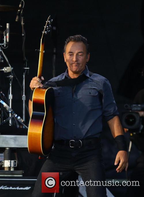 Bruce Springsteen, Hard Rock Calling
