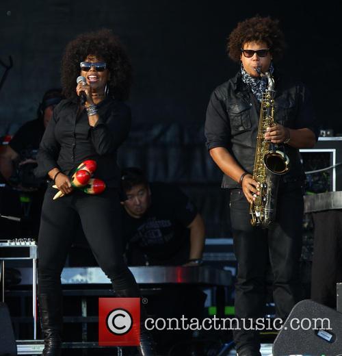 Jake Clemons and E Street Band 2