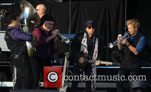 Steven Van Zandt and E Street Band 2
