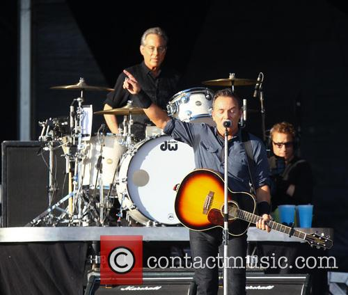 Bruce Springsteen and Max Weinberg 3