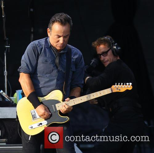 Bruce Springsteen, Queen Elizabeth Olympic Park, Hard Rock Calling