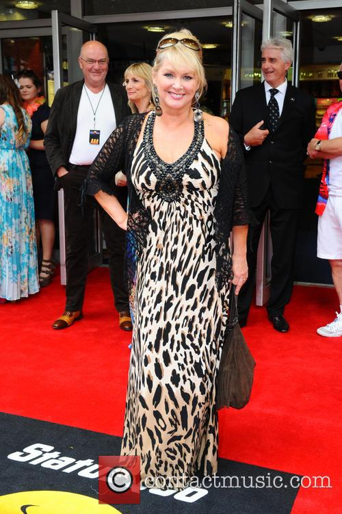 Cheryl Baker, Odeon Leiceseter Sq , Odeon West End