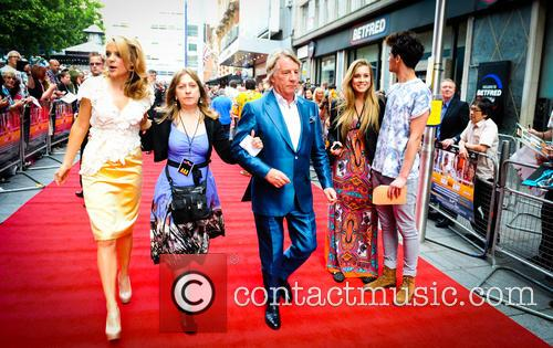 Laura Aikman and Rick Parfitt 6
