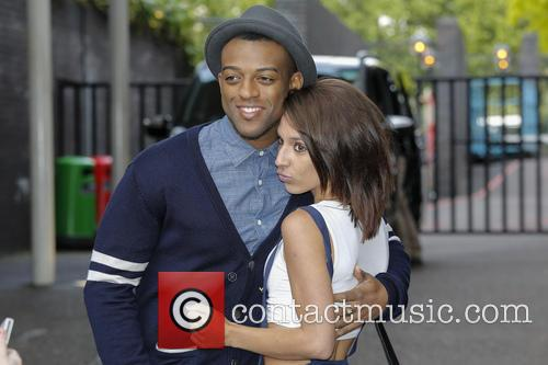 Oritse Williams and JLS 2