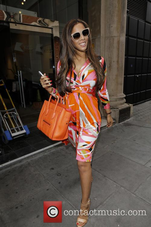 Rochelle Humes and Rochelle Wiseman 6