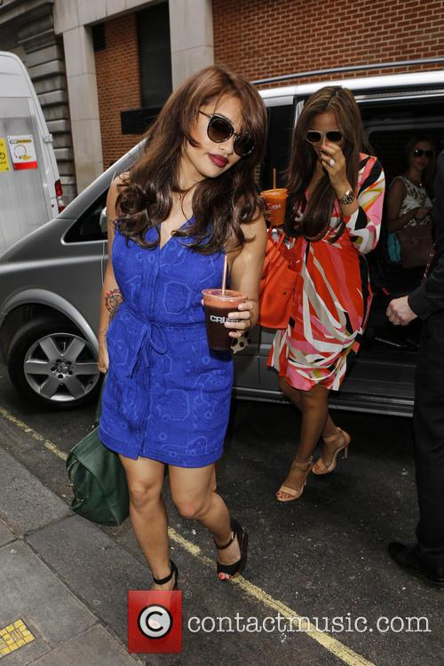 Vanessa White, Rochelle Humes and Rochelle Wiseman 7