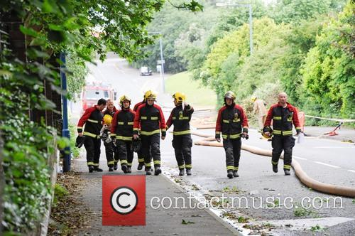 Factory Fire and Smethwick 2