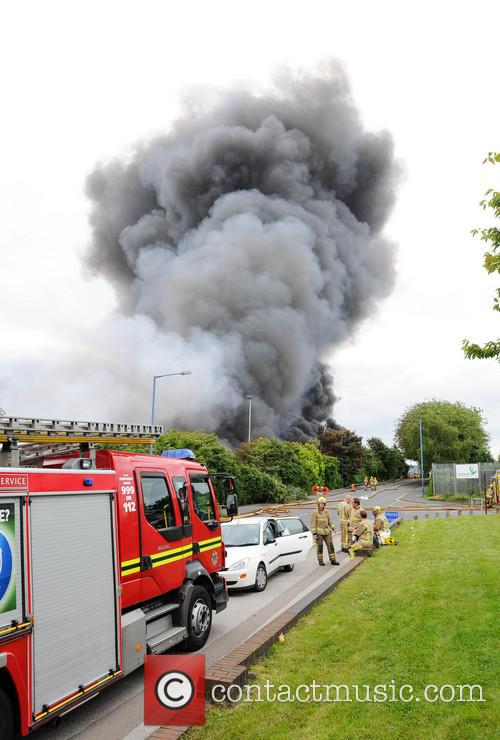 Factory Fire and Smethwick 3