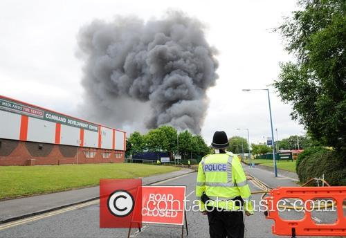 Factory Fire and Smethwick 6