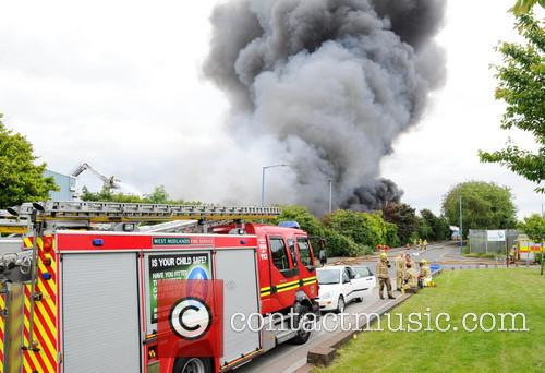 Factory Fire and Smethwick 7