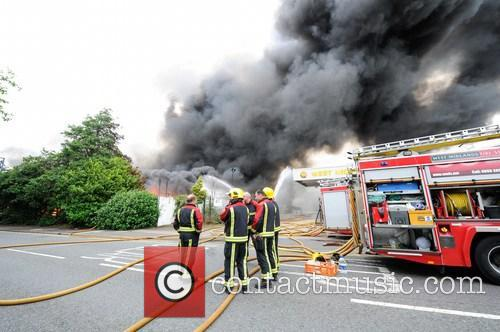 Factory Fire and Smethwick 8