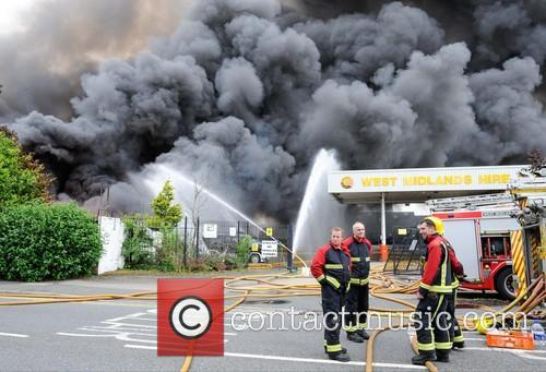 Factory Fire and Smethwick 13