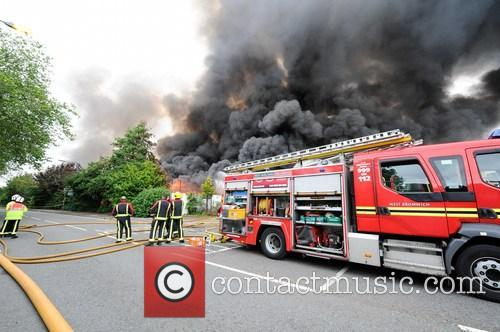 Factory Fire and Smethwick 15