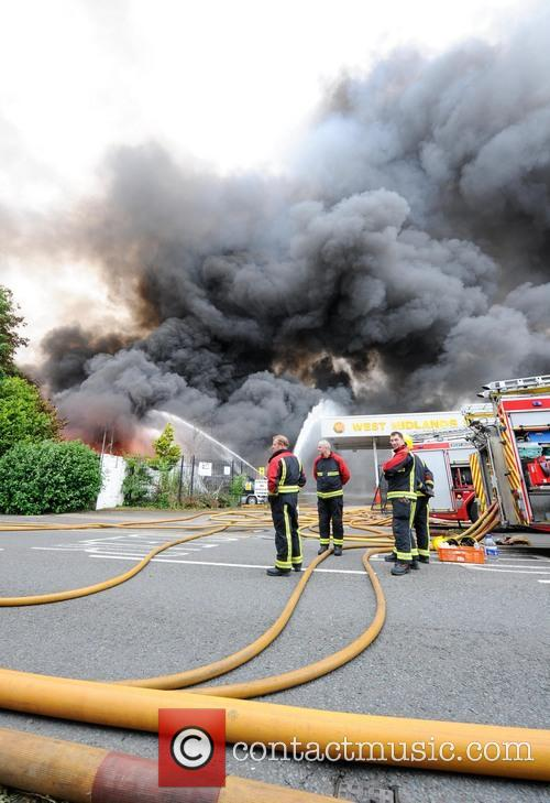 Factory Fire and Smethwick 23