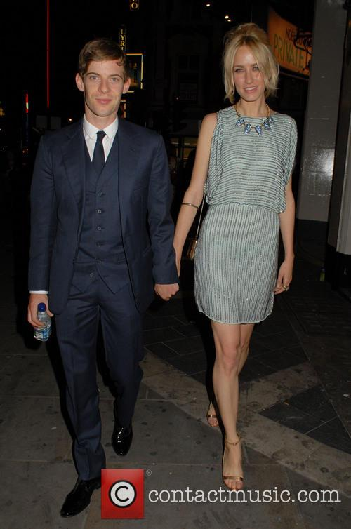 Luke Treadaway and Ruta Gedmintas 6