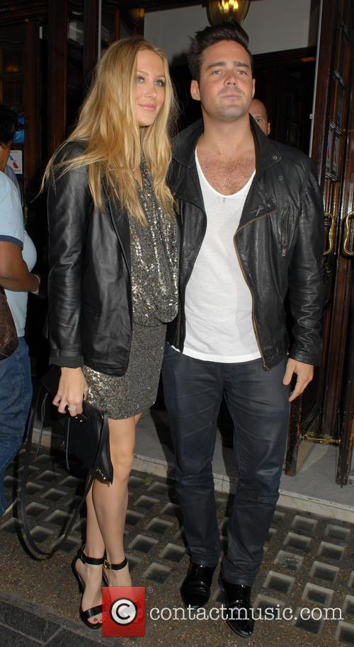 Stephanie Pratt and Spencer Matthews 2